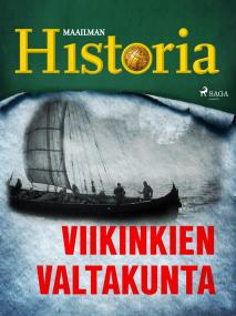 Cover for Viikinkien valtakunta