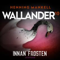 Cover for Innan frosten