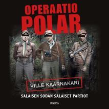Cover for Operaatio Polar