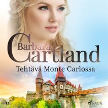 Cover for Tehta¨va¨ Monte Carlossa