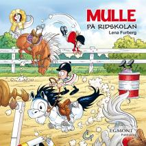 Cover for Mulle på ridskolan