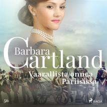 Cover for Vaarallista onnea Pariisissa