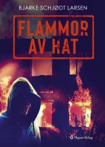 Cover for Flammor av hat