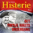 Cover for Det tredje rikets undergang