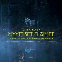 Cover for Myyttiset eläimet