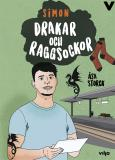 Cover for Drakar och raggsockor