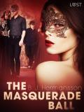 Cover for The Masquerade Ball - Erotic Short Story