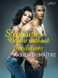 Cover for Stephanie, the Voyeur without Inhibitions – Erotic Short Story