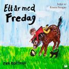 Cover for Ett år med Fredag