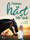 Cover for Annas häst blir sjuk