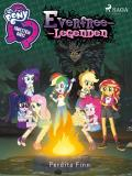 Cover for Equestria Girls - Everfree-legenden