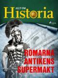 Cover for Romarna - Antikens supermakt