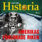 Cover for Amerikas förlorade riken