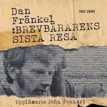 Cover for Brevbärarens sista resa