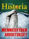 Cover for Menneisyyden arvoitukset