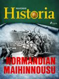 Cover for Normandian maihinnousu