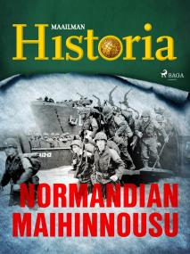 Cover for Normandian maihinnousu