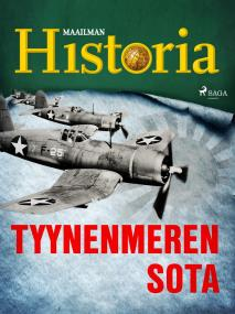 Cover for Tyynenmeren sota