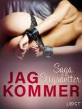 Cover for Jag kommer - erotisk novell