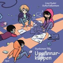 Cover for Syskonen Tilly – Uppfinnarkuppen