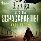 Cover for Det stora schackpartiet
