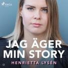 Cover for Jag äger min story