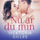 Cover for Nu är du min - erotisk novell