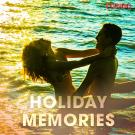 Cover for Holiday Memories