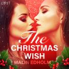 Cover for The Christmas Wish - Erotic Short Storyq