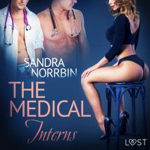 Cover for The Medical Interns - erotic short story