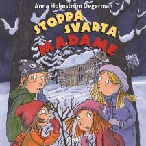 Cover for Stoppa svarta Madam