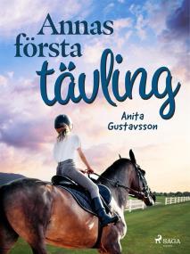Cover for Annas första tävling