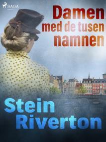 Cover for Damen med de tusen namnen