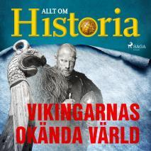 Cover for Vikingarnas okända värld