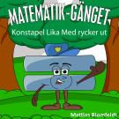 Cover for Konstapel Lika Med rycker ut