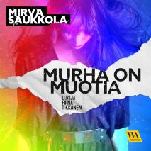 Cover for Murha on muotia