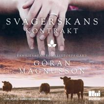 Cover for Svägerskans kontrakt