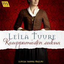 Cover for Kauppamiesten sukua