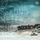 Cover for 27 sekundmeter, snö