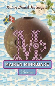 Cover for Majken minröjare