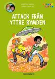 Cover for Attack från yttre rymden