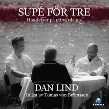 Cover for Supé för tre