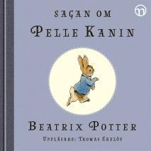 Cover for Sagan om Pelle Kanin