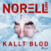 Cover for Kallt blod