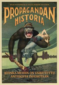 Cover for Propagandan historia