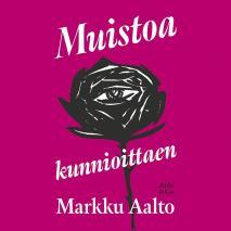 Cover for Muistoa kunnioittaen