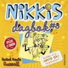 Cover for Nikkis dagbok #3: Berättelser om en (INTE SÅ) talangfull popstjärna