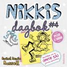 Cover for Nikkis dagbok #4: Berättelser om en (INTE SÅ) graciös isprinsessa