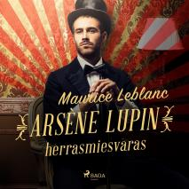 Cover for Arsène Lupin, herrasmiesvaras