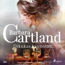 Cover for Oikukas kaunotar
